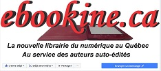 Page Facebook Ebookine.ca
